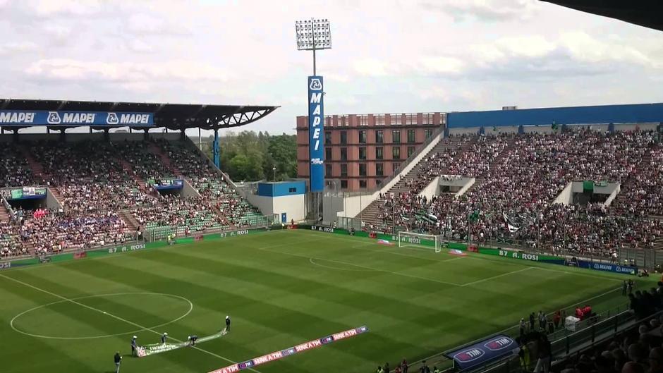 Sassuolo-Napoli, biglietti in vendita da domani. Settore ospiti aperto senza tessera del tifoso