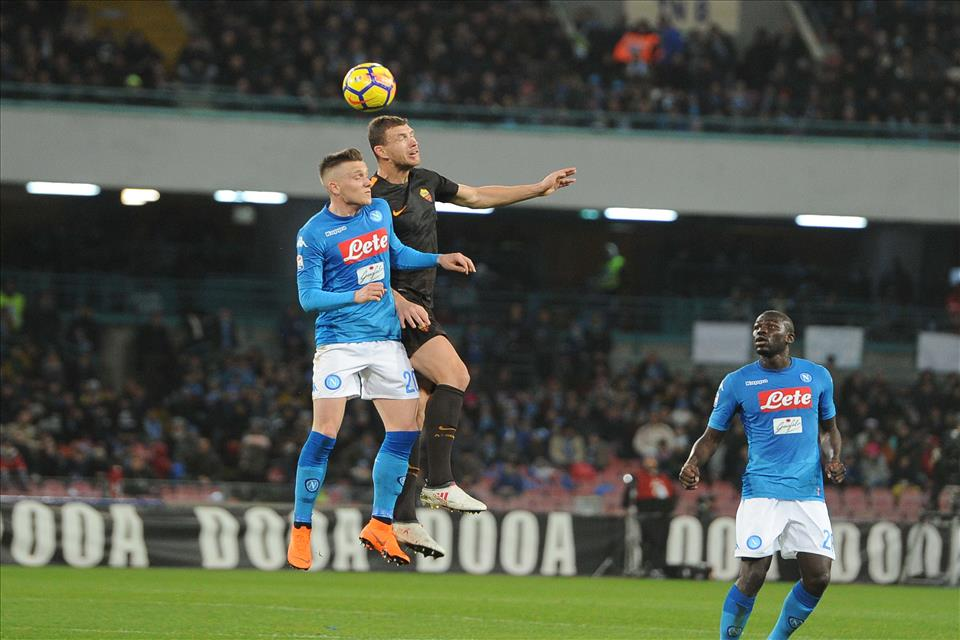 No difesa, no Napoli