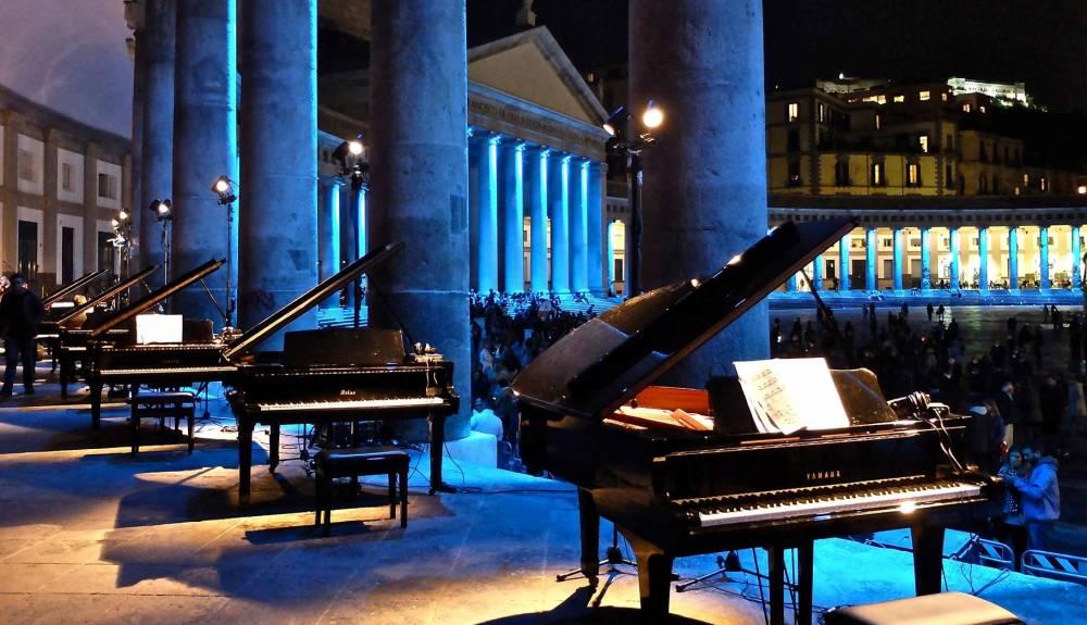 Piano City Napoli 2018: per tre giorni Napoli celebra il pianoforte