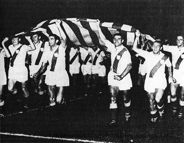 Napoli-Reggiana 0-0, nel 1965: la mia prima volta al San Paolo, con Juliano e Tacchi