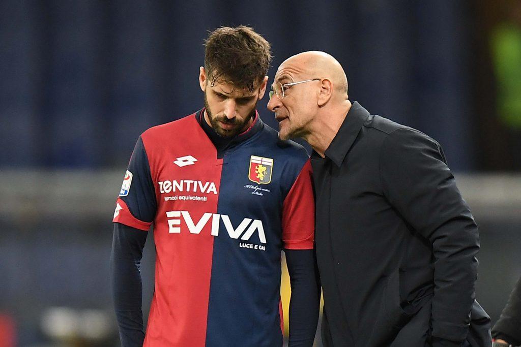 Napoli-Genoa, Ballardini senza Veloso e Izzo