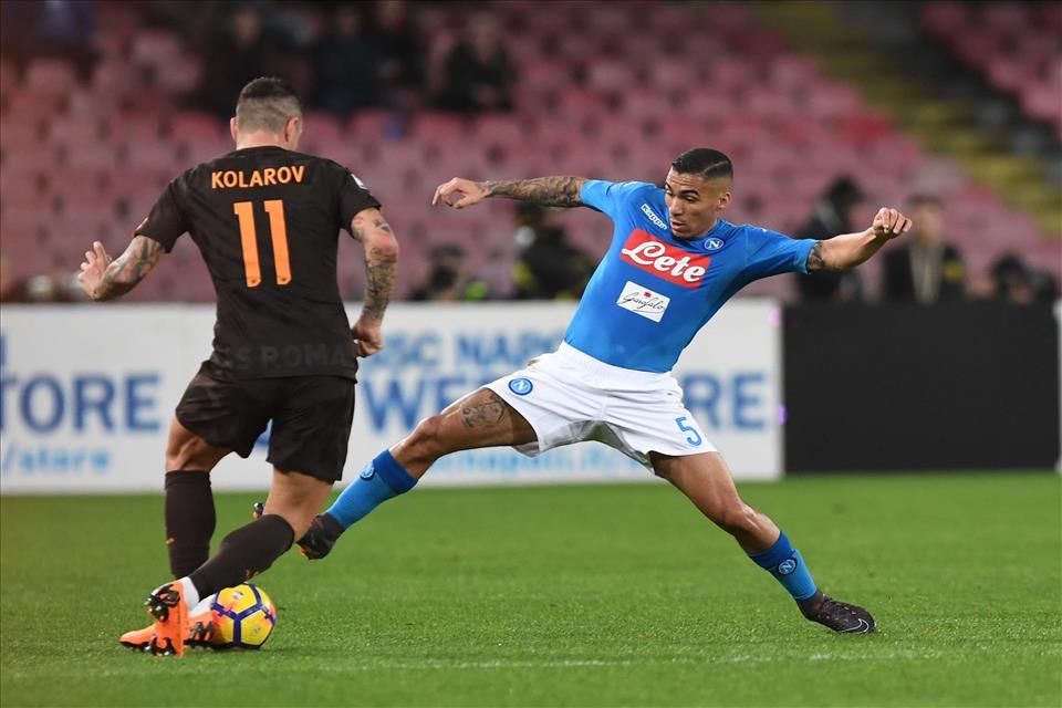 Allan ieri si è allenato da solo, giocherà col Milan?