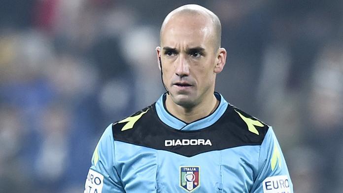 Sassuolo-Napoli, arbitra Fabbri: è al terzo incrocio (stagionale e in assoluto) con gli azzurri