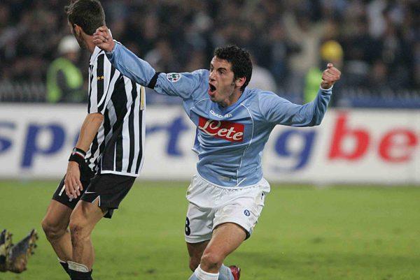 Il gol di Bogliacino alla Juventus, alla radio e in un letto d'ospedale