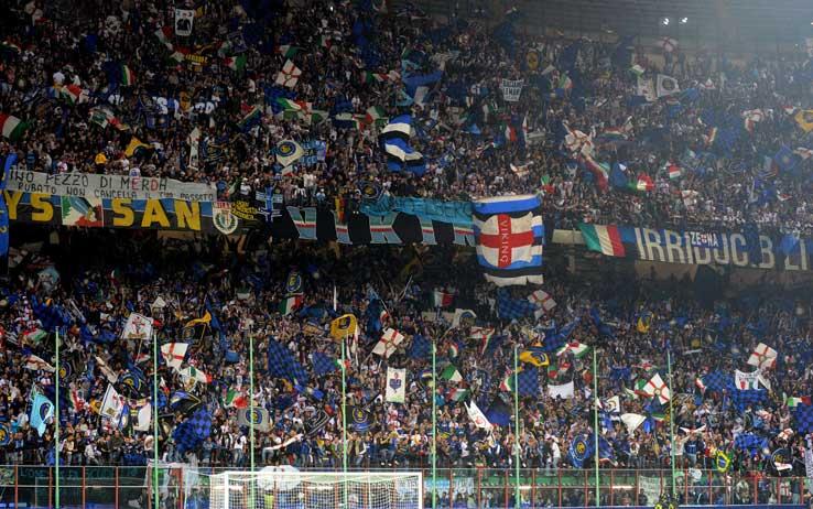 Due gare a porte chiuse per l'Inter (più un'altra con la Curva Nord chiusa)