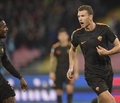 """Dzeko: """"Il Napoli ha meritato di vincere. Non eravamo noi"""""""