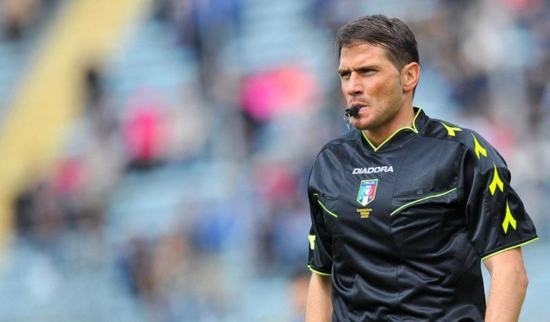 Napoli-Genoa, arbitra Pasqua: è la prima volta con gli azzurri in Serie A