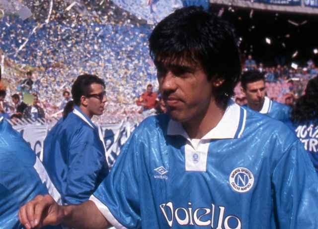 Io e il Napoli, una cosa sola dopo una sconfitta al San Paolo (contro il Cagliari)