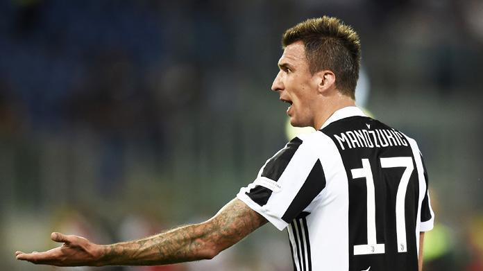 Lazio-Juventus, forfait per Mandzukic: Allegri ha un solo centravanti (Dybala)
