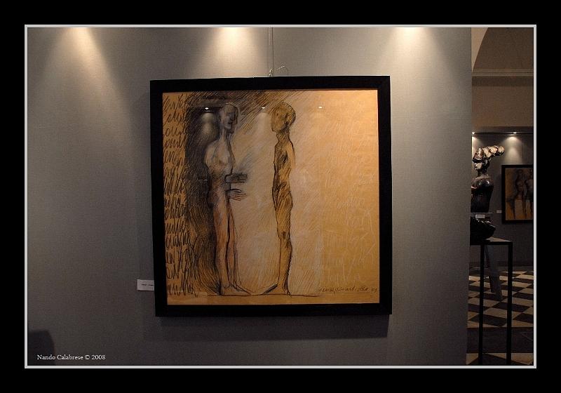 L'arte possente e raffinata di Marisa Ciardiello