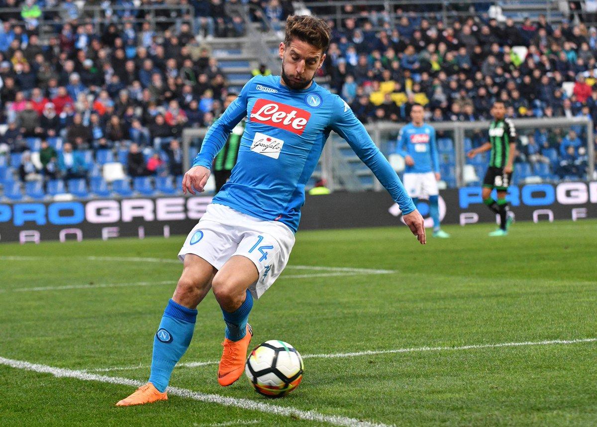 Napoli opaco e impreciso, Sassuolo si conferma bestia grigia per Sarri: 1-1
