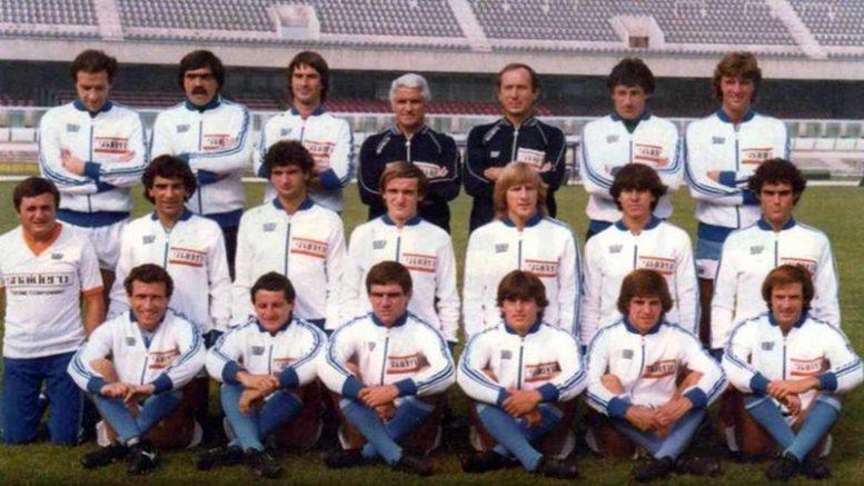 Il mio giorno all'improvviso è una sconfitta storica: Napoli-Perugia 0-1, nel 1981
