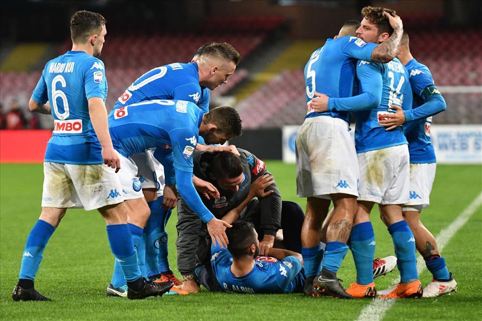 Le vittorie per 1-0 salgono a sei. Il manifesto del Napoli pragmatico
