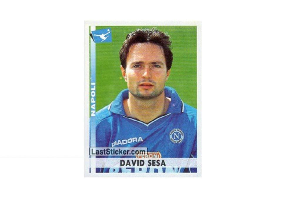 Il gol di David Sesa al Modena è la mia prima volta