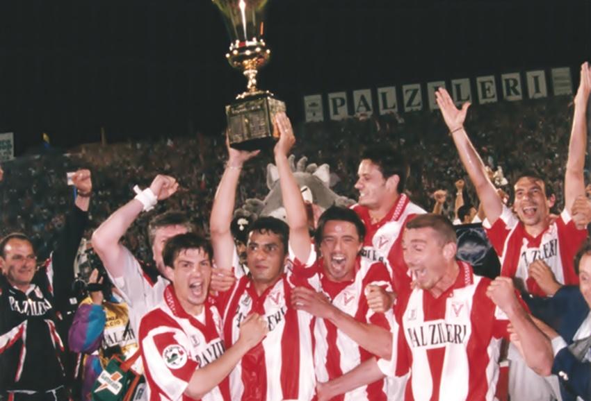 La Coppa Italia persa a Vicenza, poi il baratro: mi sono innamorato del Napoli nel momento peggiore