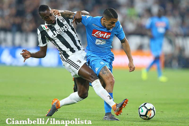 Horncastle: «Juve-Napoli, la corsa più serrata con umori diversi»