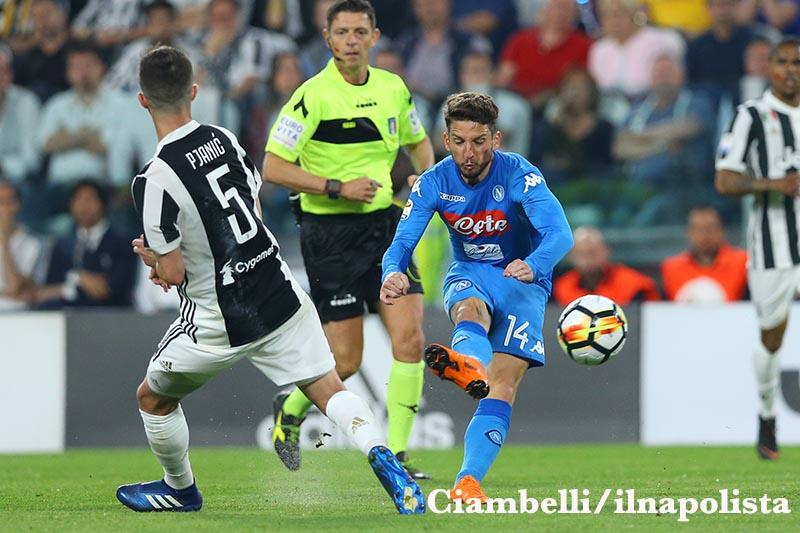 Napoli-Juventus, arbitra Rocchi (smentiti i dietrologi)