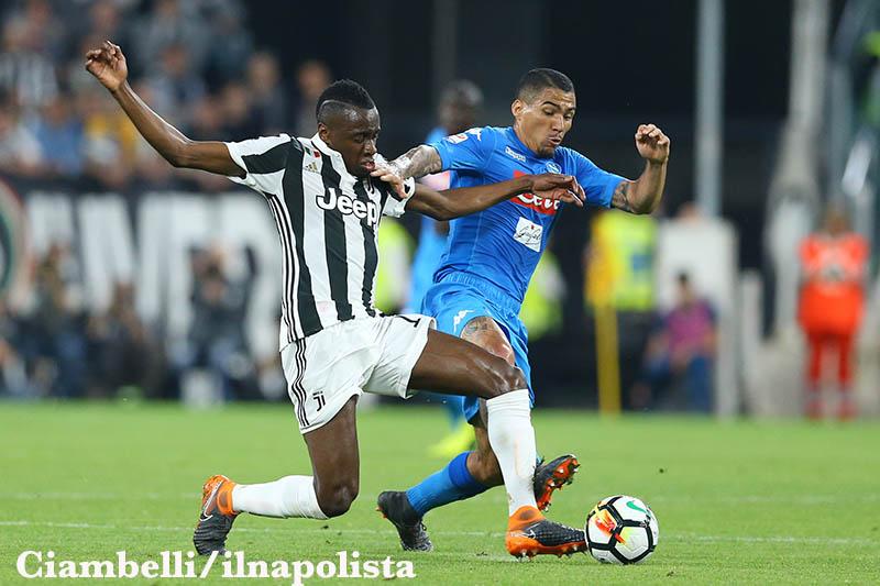 Anticipi e posticipi del Napoli fino alla 19esima: Juventus-Napoli sabato 29 settembre alle 18