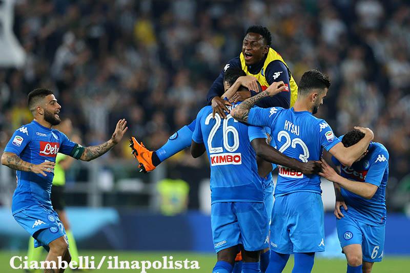 La buona condizione fisica del Napoli (con qualche eccezione), tra dati e gol nel finale