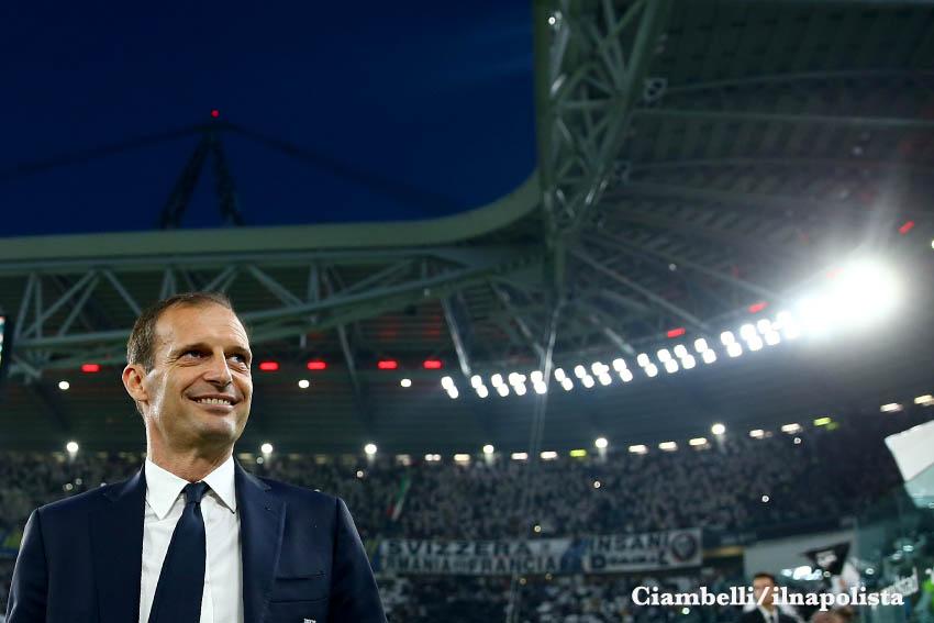 È la Juventus di Allegri l'allenatore che ha aperto e chiuso cicli