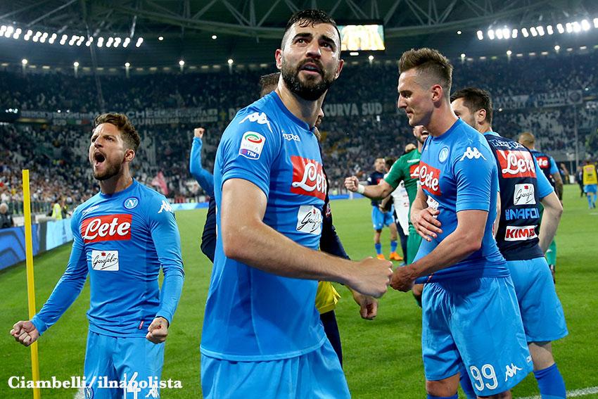 Juve-Napoli non è stata Davide contro Golia, il destino è ancora in mani bianconere