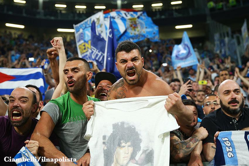 Rinviata a domani la vendita biglietti per Fiorentina-Napoli