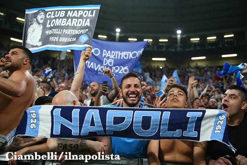 I tifosi italiani spendono 717 euro l'anno per seguire la propria squadra