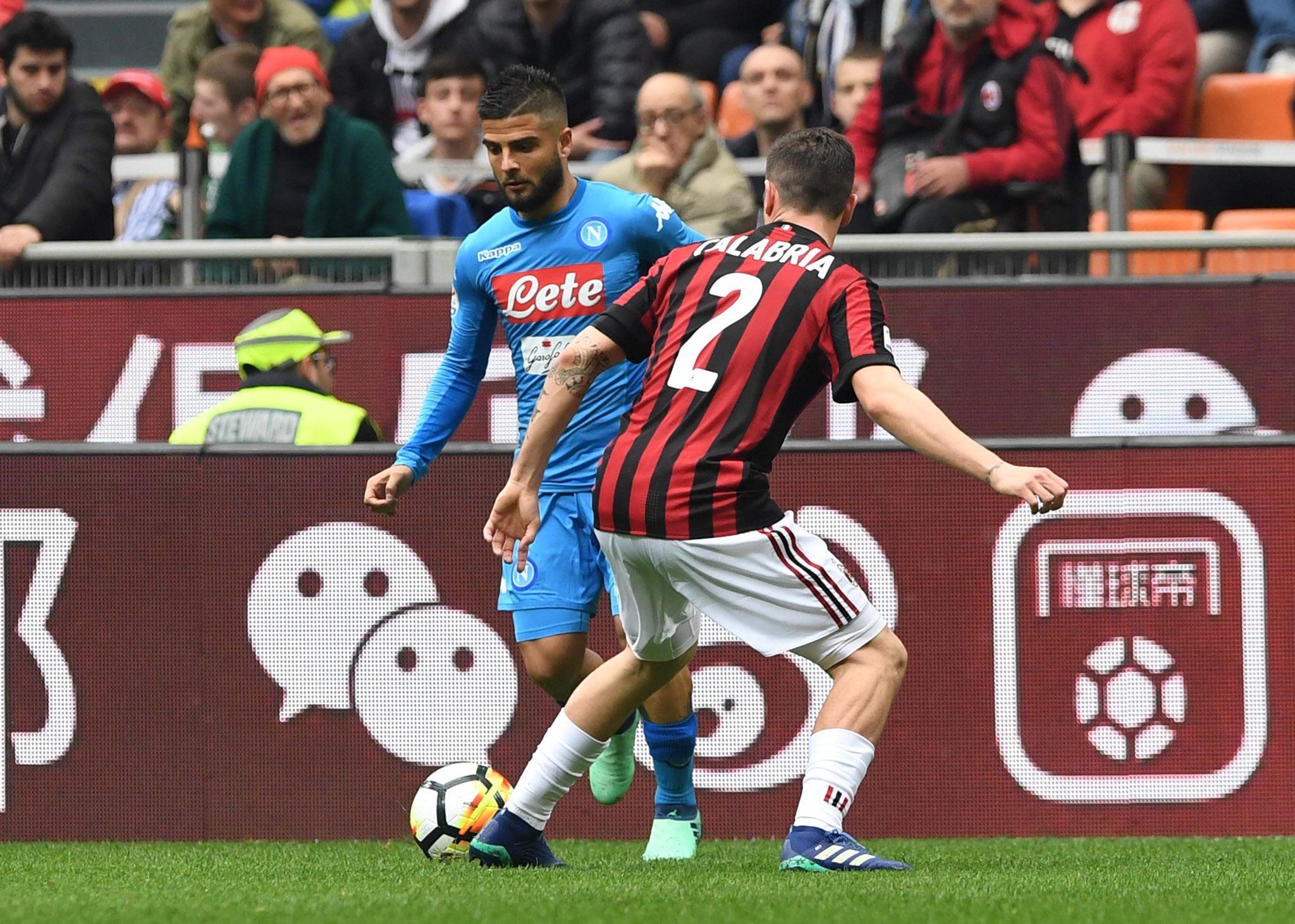 Milan-Napoli 0-0, il primo tempo: a San Siro va in scena l'equilibrio della tattica