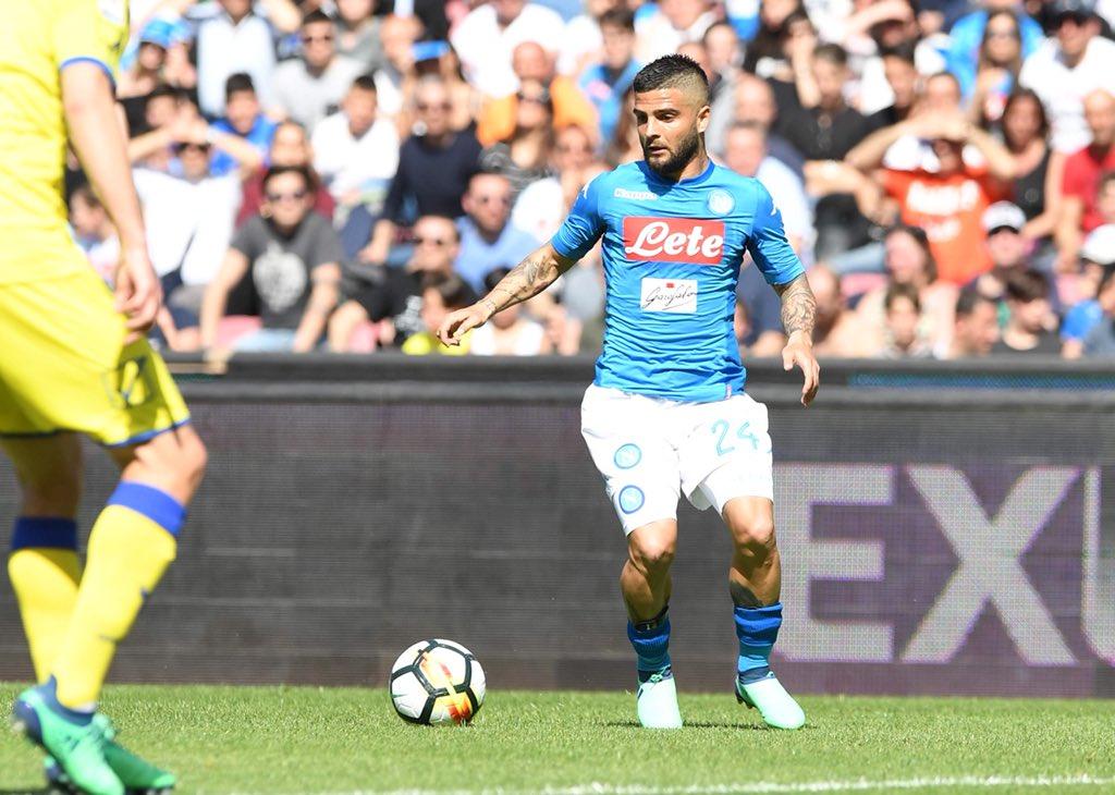 Napoli-Chievo 0-0, il primo tempo: il problema è che la squadra di Sarri è spuntata