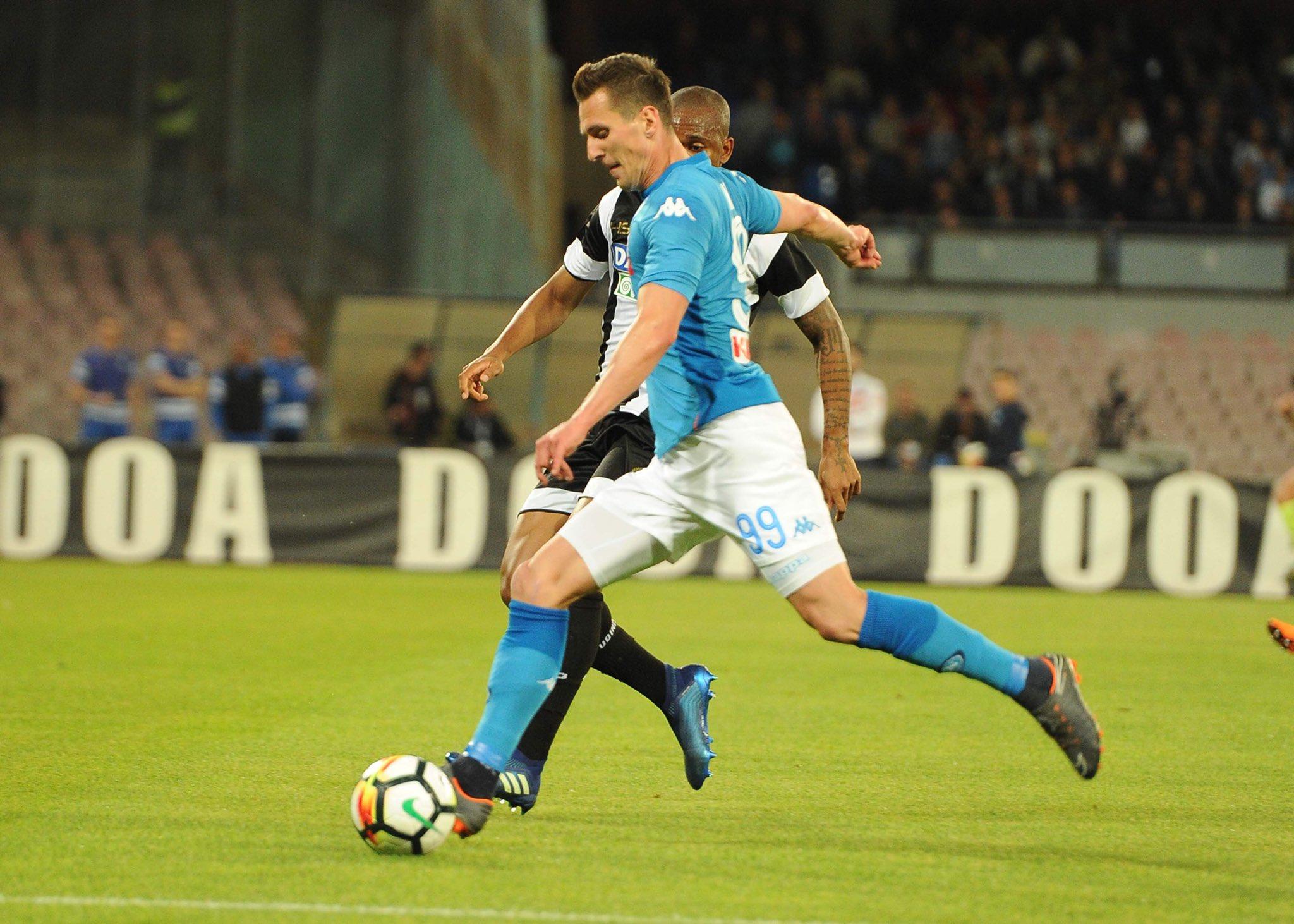 Napoli-Udinese 4-2, doppia rimonta: in dieci minuti, il Napoli passa da -9 a -4