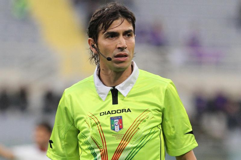 Napoli-Udinese, arbitra Calvarese; al Var c'è Tagliavento