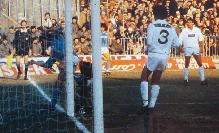 """Napoli-Lazio 4-0: Maradona, mio padre e Renato, il mio """"nonno acquisito"""""""