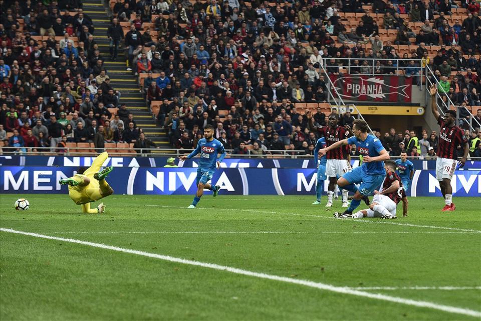 Milan-Napoli 0-0, pagelle / Milik ha la palla della vita, ma il destino si volta dall'altra parte