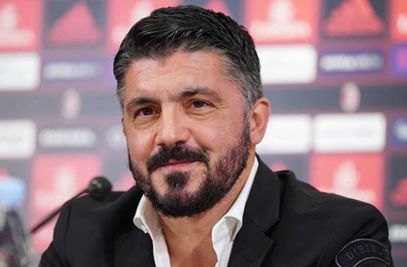 Gattuso: «Donnarumma bravo come primo giocatore, abbiamo fatto correre il Napoli»