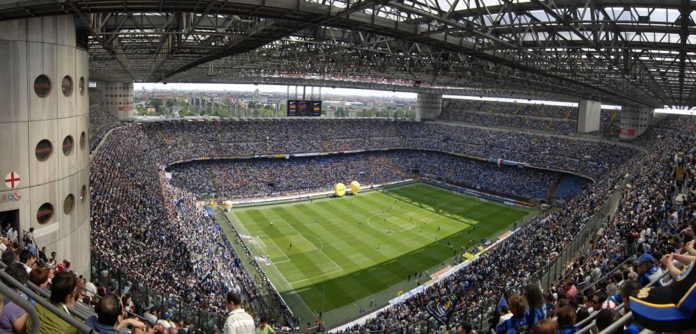 Inter-Juventus, ci siamo: San Siro esaurito, partita da record, oltre 5 milioni di incasso