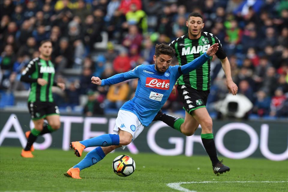 Il calo del Napoli è nelle cifre: nelle ultime cinque partite, sei gol segnati e subiti