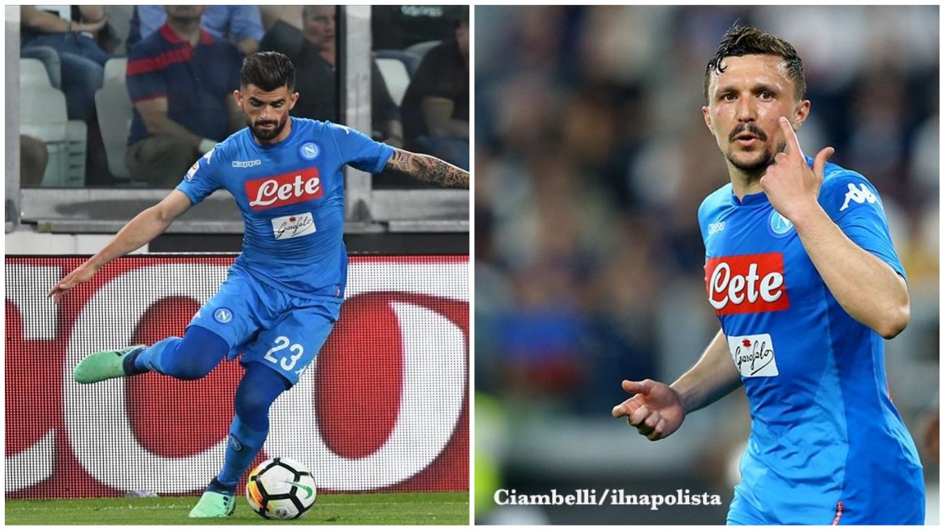 Juventus-Napoli e la splendida prestazione di Hysaj e Mario Rui
