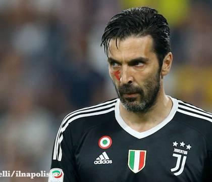 Buffon elogia Sarri |  «Dopo dieci anni |  volevamo imparare cose nuove  Inter rivale numero