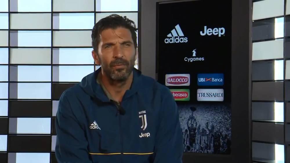 L'intervista riparatrice di Buffon dà la misura della tensione alla Juventus