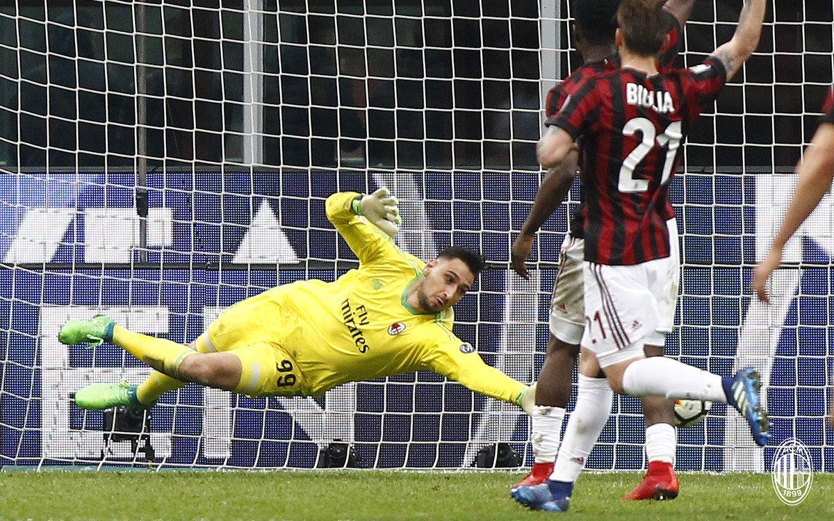 La zona Milik diventa zona Donnarumma: Milan-Napoli 0-0