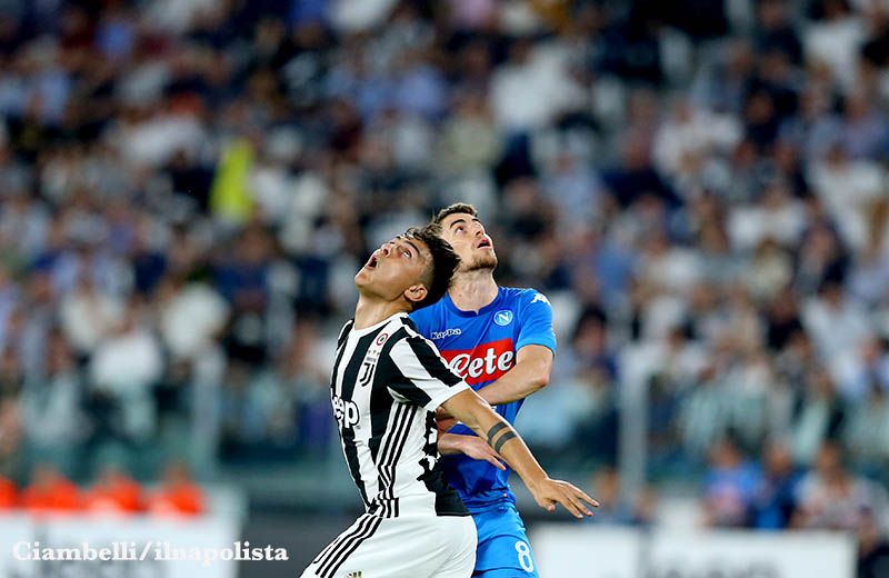 Gazzetta: Juventus e Napoli giocheranno in contemporanea gli ultimi due turni di Serie A