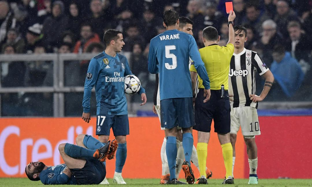 La Uefa discrimina la Juventus: in Europa quasi il doppio delle ammonizioni per i bianconeri