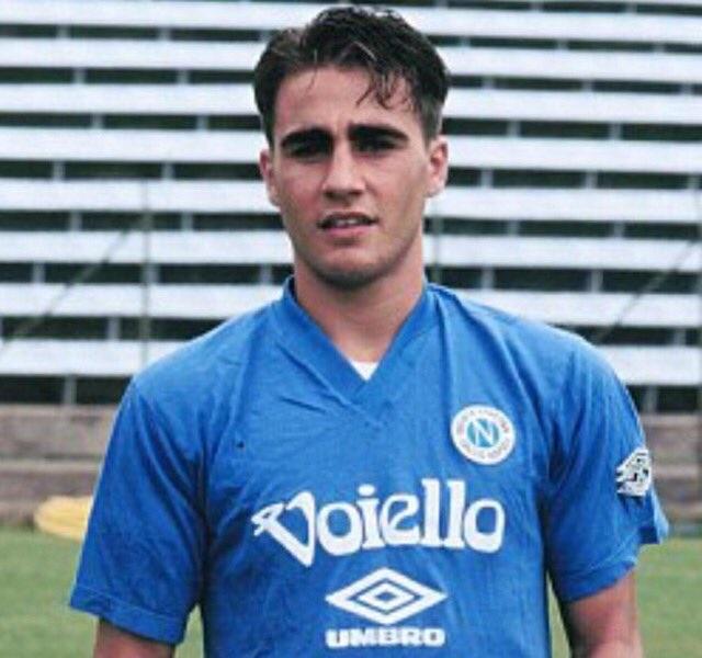 Ho visto Cannavaro, nel 1994. E ho imparato ad amare il Napoli
