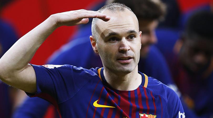 Andres Iniesta lascia il Barcellona: «Ho capito di non poter più dare il meglio di me»