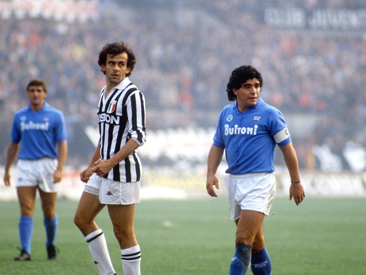 Sono stato juventino, ma poi il miracolo Maradona mi ha insegnato il Napoli. E la verità