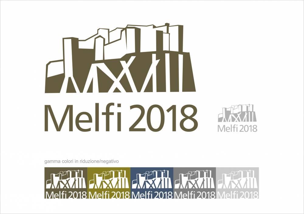 Melfi 2018. La cittadina lucana compie 1000 anni e il logo celebrativo lo disegnano dei napoletani