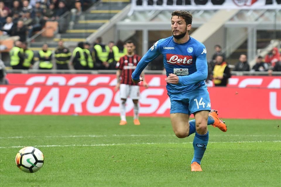 Seconda rimonta di fila per il Napoli, Mertens per la prima volta a segno contro il Milan