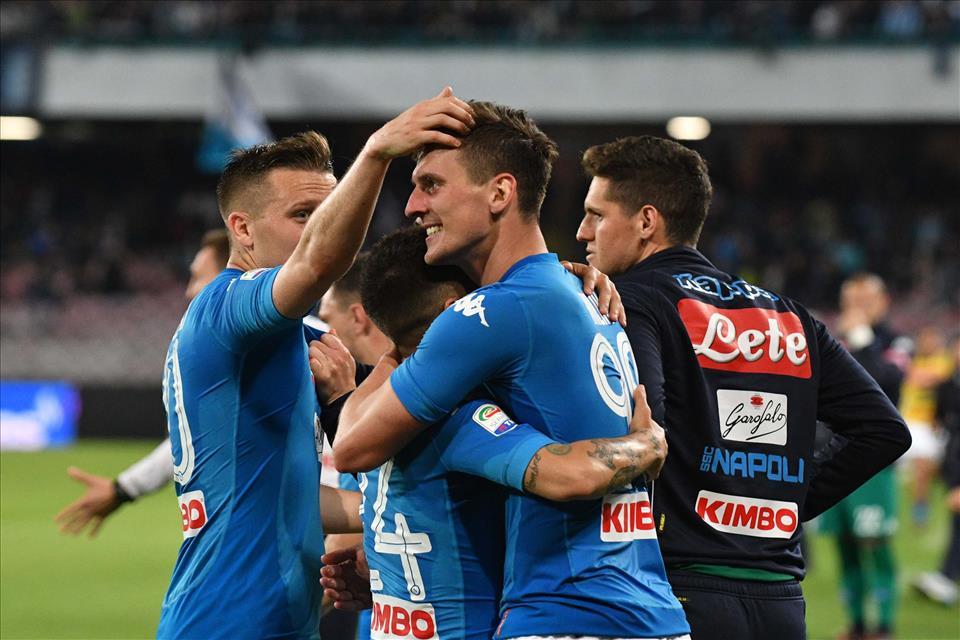 Sconcerti: «Juve-Napoli, attenti a Milik: grazie a lui, Sarri può cambiare»