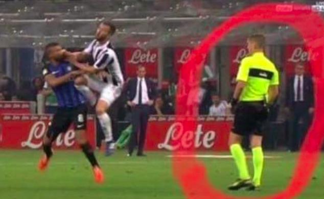 I tifosi del Napoli non vanno allo stadio perché con Orsato e Pjanic è stato tutto chiaro