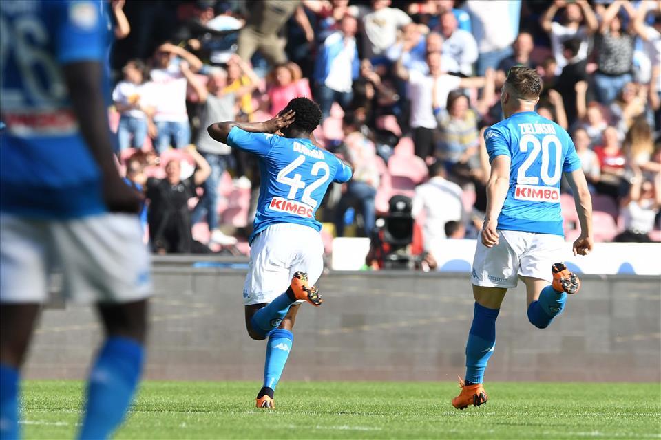 Napoli-Chievo 2-1, pagelle / Non dimenticheremo mai la poetica corsa di Diawara dopo il gol